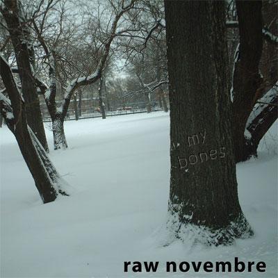 Raw Novembre - My Bones